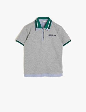 Koton Kids Polo Yaka T-Shirt